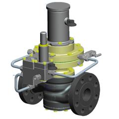 Gas or Air Regulators | Oceanic Controls